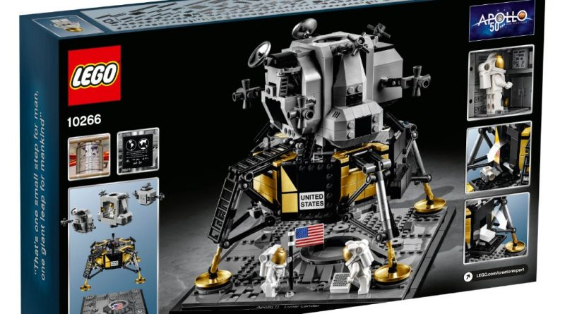 LEGO Creator Expert 10266 Lunar Lander 23 800x445