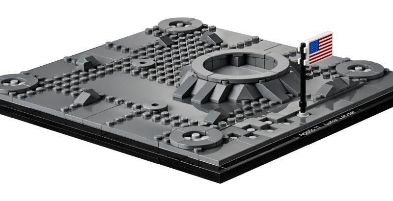 LEGO Creator Expert 10266 Lunar Lander 29 800x410