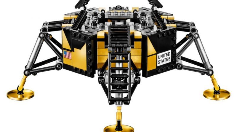 LEGO Creator Expert 10266 Lunar Lander 30 800x445