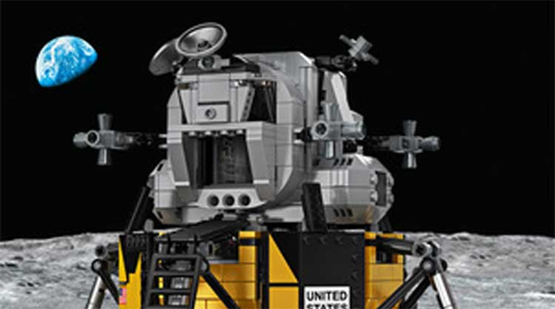 Lego Creator Expert Nasa Apollo 11 Lunar Lander Revealed