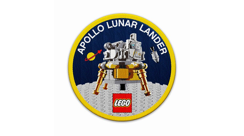 LEGO Creator Expert Lunar Patch Featured 800 445