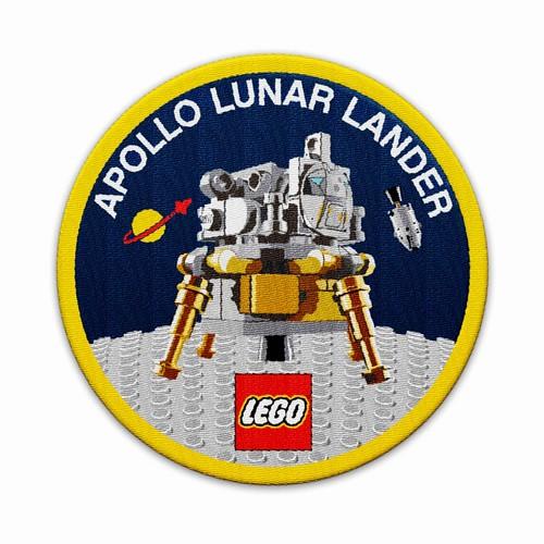 LEGO Creator Expert Lunar Patch
