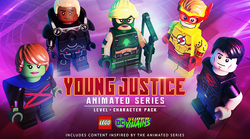 LEGO DC Super Villains Young Justice Featured 800 445