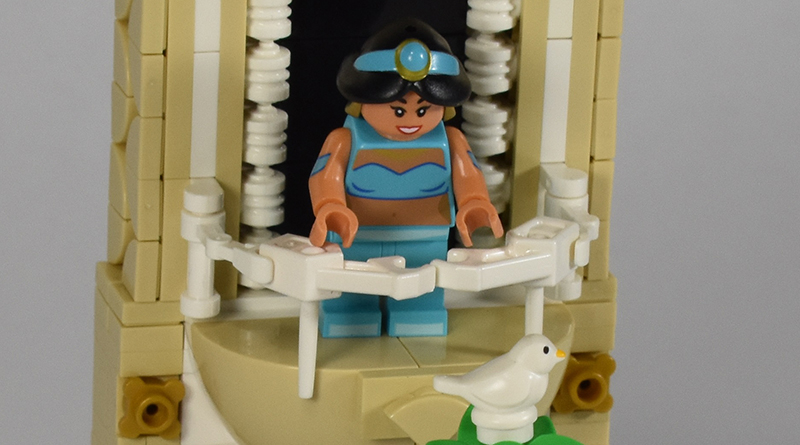 LEGO Disney Jasmine vignette featured 800 445