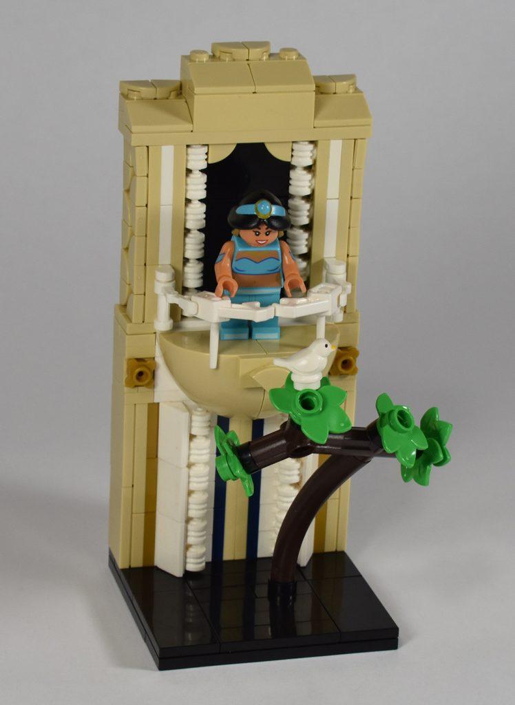 LEGO Disney Jasmine Vignette Rs 748x1024
