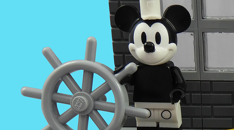 LEGO Disney Mickey Mouse Vignette Featuered 800 445