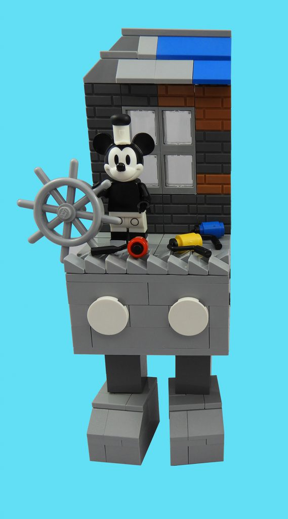 LEGO Disney Mickey Mouse Vignette Rs 569x1024