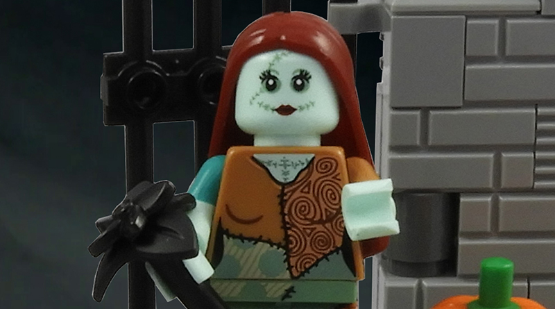 LEGO Disney Sally Vignette Featured 800 445