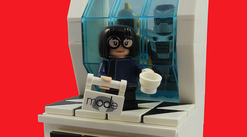LEGO Disney Edna Mode Vignette Featured 800 445