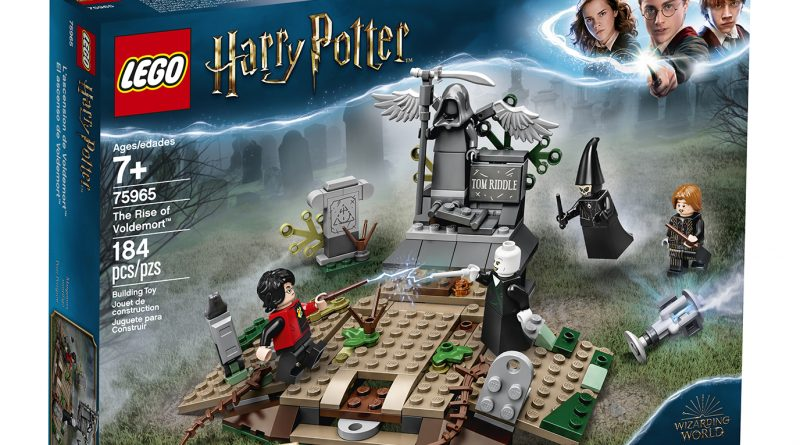 LEGO Harry Potter 75955 The Rise Of Voldemort 1 800x445