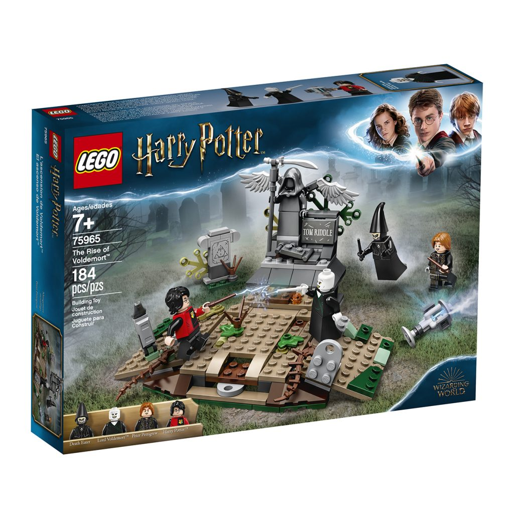 LEGO Harry Potter 75955 The Rise Of Voldemort 1