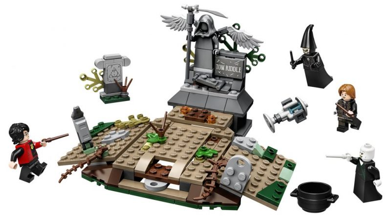 LEGO Harry Potter 75955 The Rise Of Voldemort 2 800x445