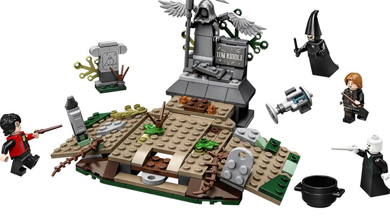 LEGO Harry Potter 75955 The Rise Of Voldemort Featured 800 445