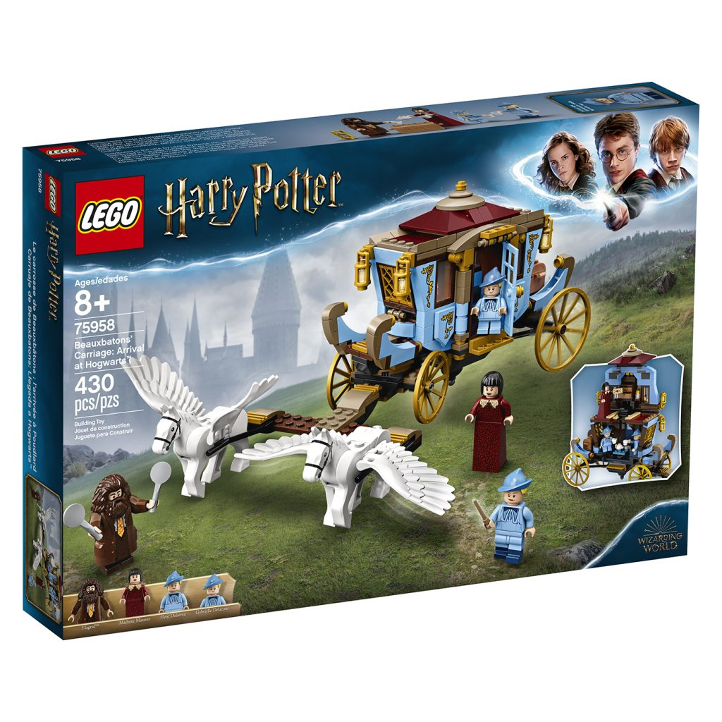 LEGO Harry Potter 75958 Beauxbatons Carriage 1 1024x1024