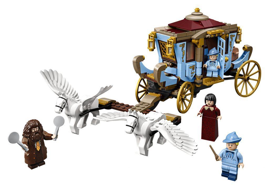 LEGO Harry Potter 75958 Beauxbatons Carriage 2