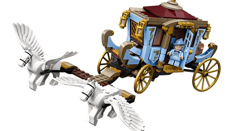 LEGO Harry Potter 75958 Beauxbatons Carriage featured 800 445