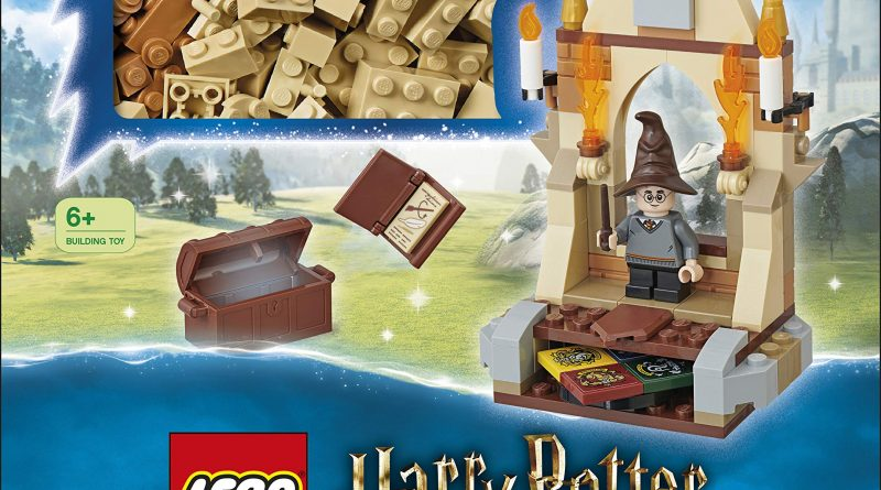 LEGO Harry Potter Build Your Own Adventure 1