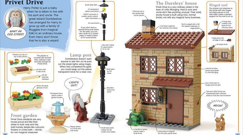 LEGO Harry Potter Build Your Own Adventure 3