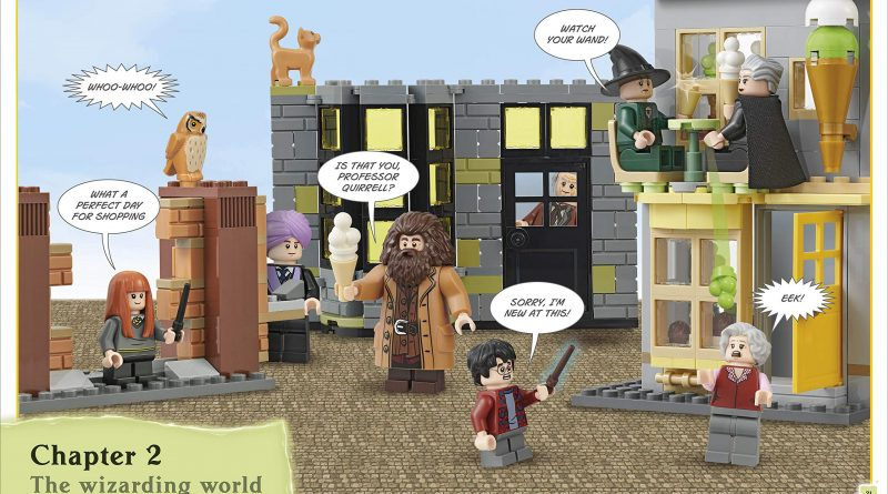 LEGO Harry Potter Build Your Own Adventure 4