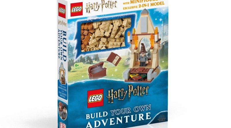 LEGO Harry Potter Build Your Own Adventure 7