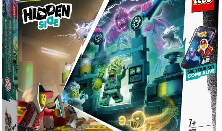 LEGO Hidden Side 70418 Lab 2 750x445