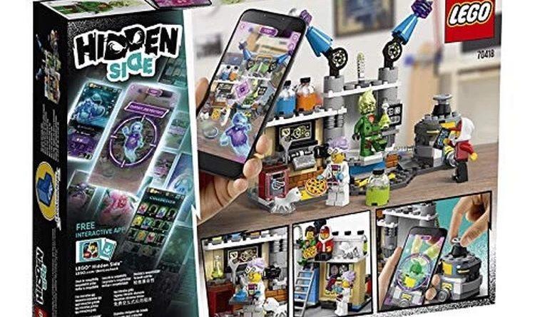 LEGO Hidden Side 70418 Lab 3 750x445