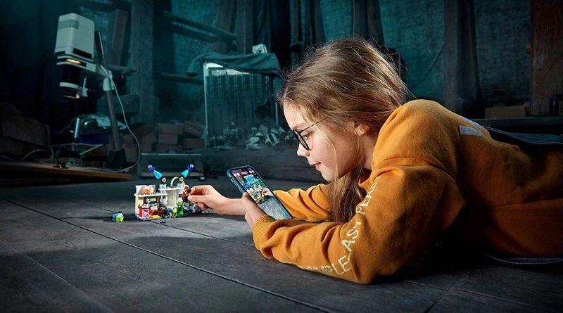 LEGO Hidden Side 70418 Lab 6