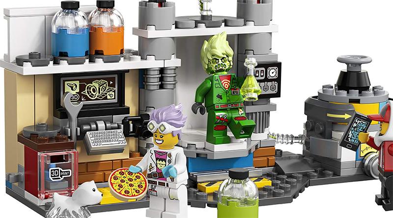 LEGO Hidden Side 70418 Lab eatured 800 445