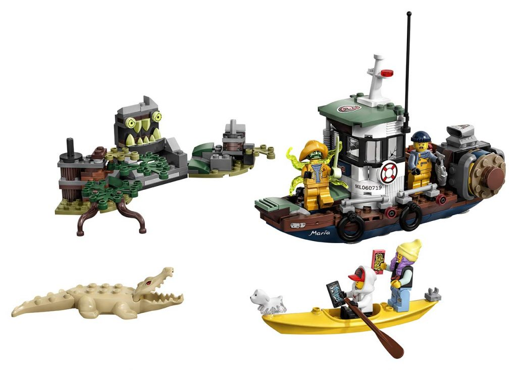 LEGO Hidden Side 70419 Boat 1024x732