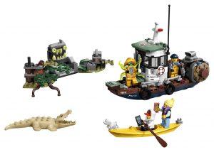 LEGO Hidden Side 70419 Boat 8 300x214