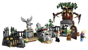 LEGO Hidden Side 70420 Graveyard 2 300x171