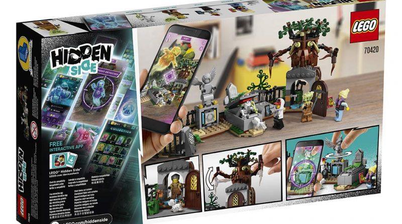 LEGO Hidden Side 70420 Graveyard 3