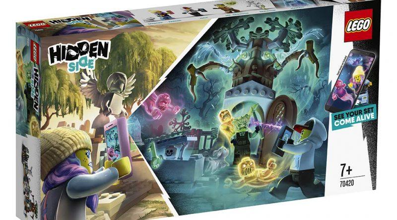 LEGO Hidden Side 70420 Graveyard 8 800x445