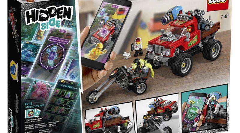 LEGO Hidden Side 70421 Truck 2