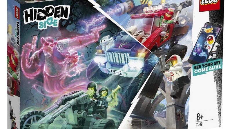 LEGO Hidden Side 70421 Truck 3 800x445