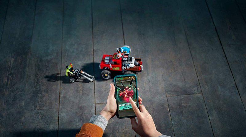 LEGO Hidden Side 70421 Truck 6