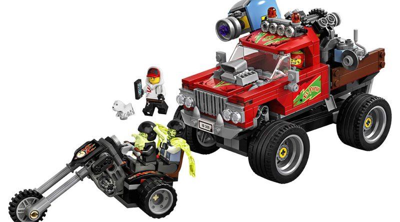 LEGO Hidden Side 70421 Truck 800x445
