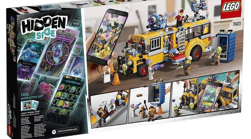 LEGO Hidden Side 70423 Bus 5