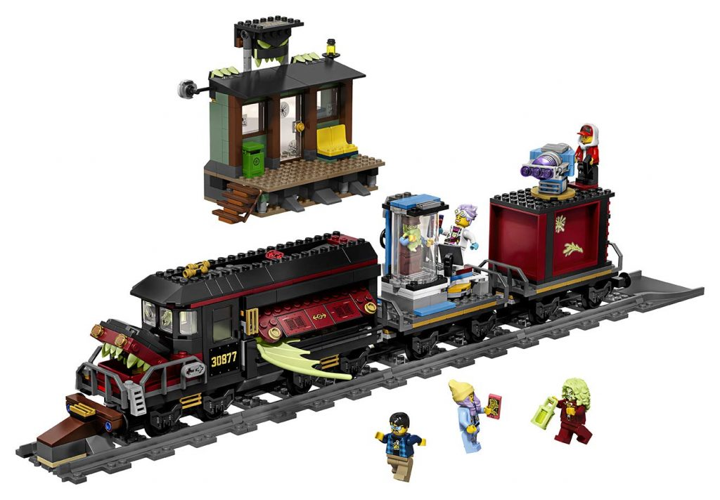 LEGO Hidden Side 70424 Train 3 1024x712