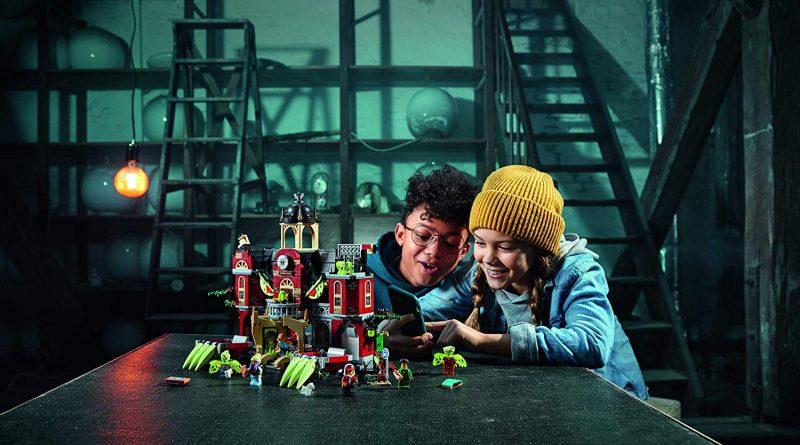 LEGO Hidden Side 70425 High School 3