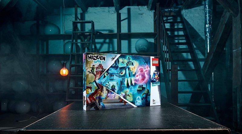 LEGO Hidden Side 70425 High School 6