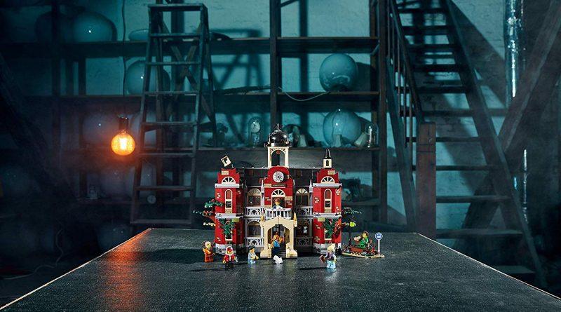 LEGO Hidden Side 70425 High School 7