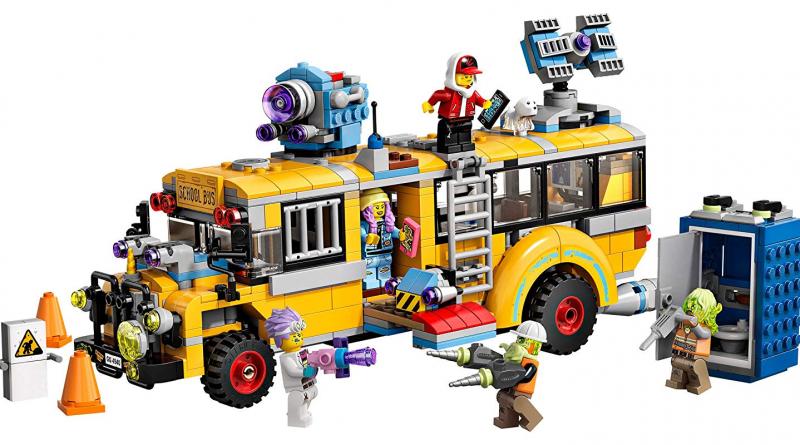LEGO Hidden Side 7043 Bus