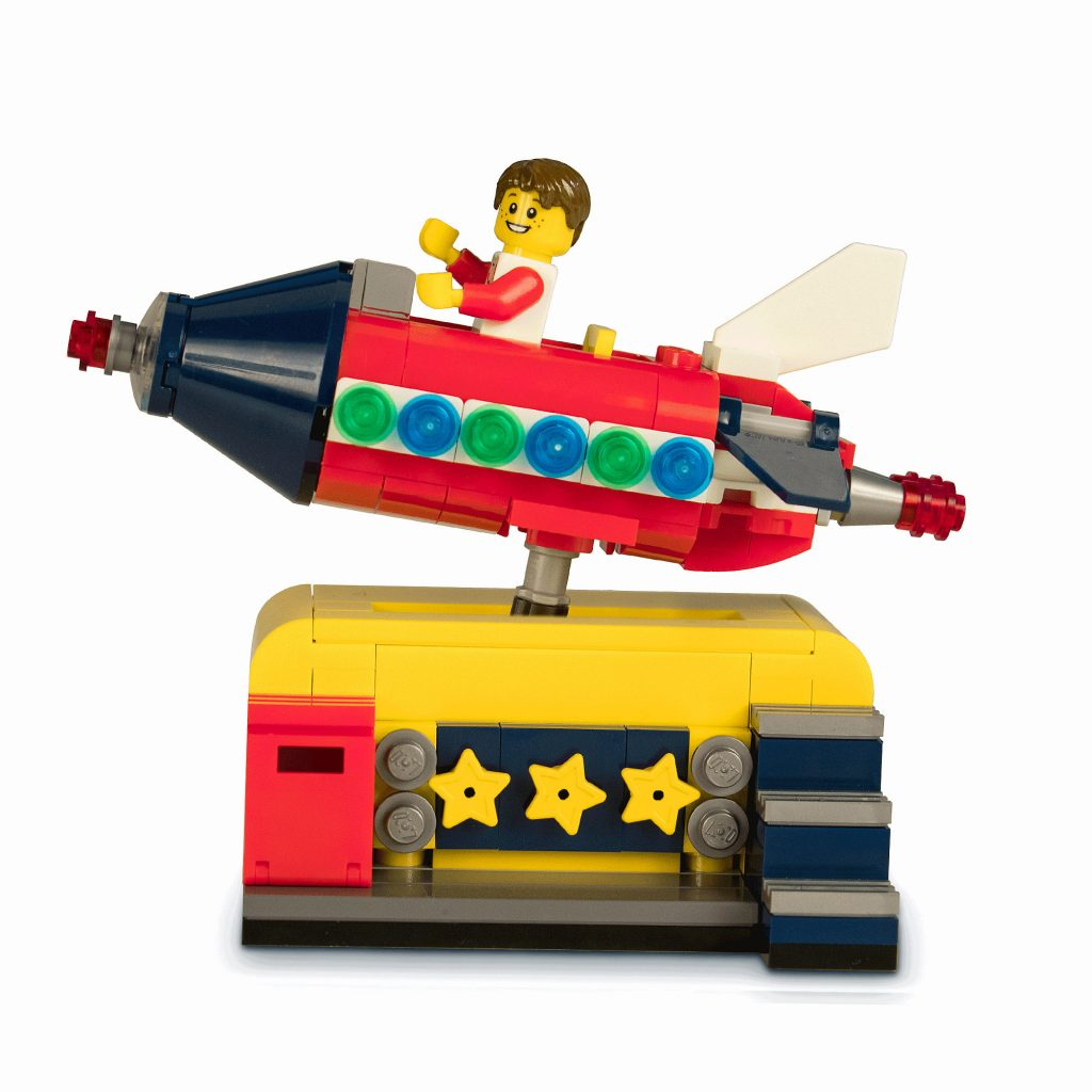 LEGO Ideas 40335 Moments in Space 3