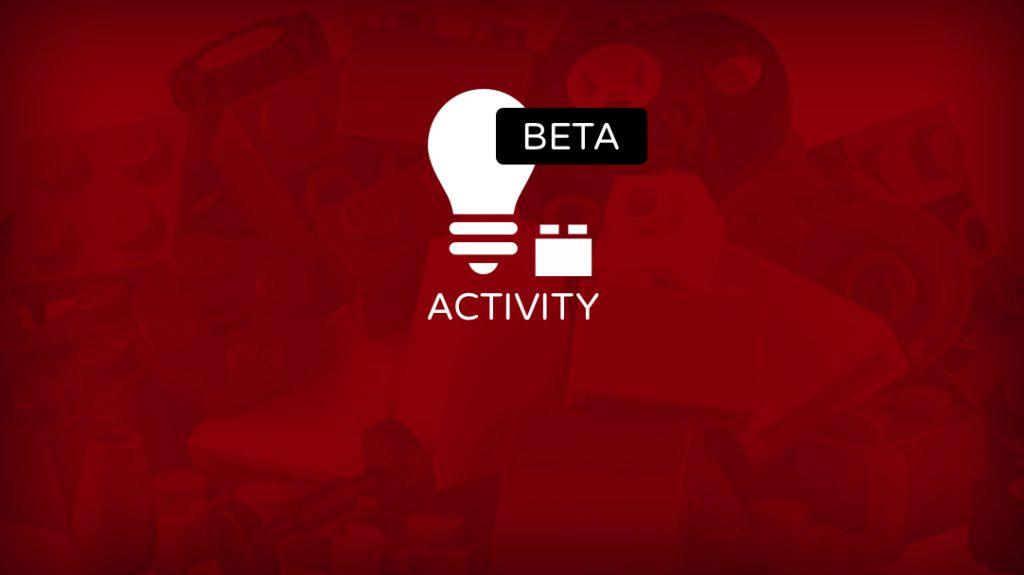 LEGO Ideas Activity