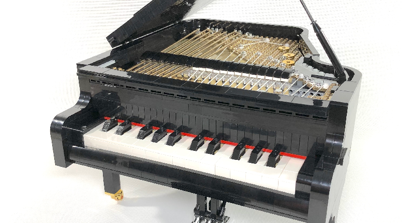 LEGO Ideas Playable Piano Featured 800 445