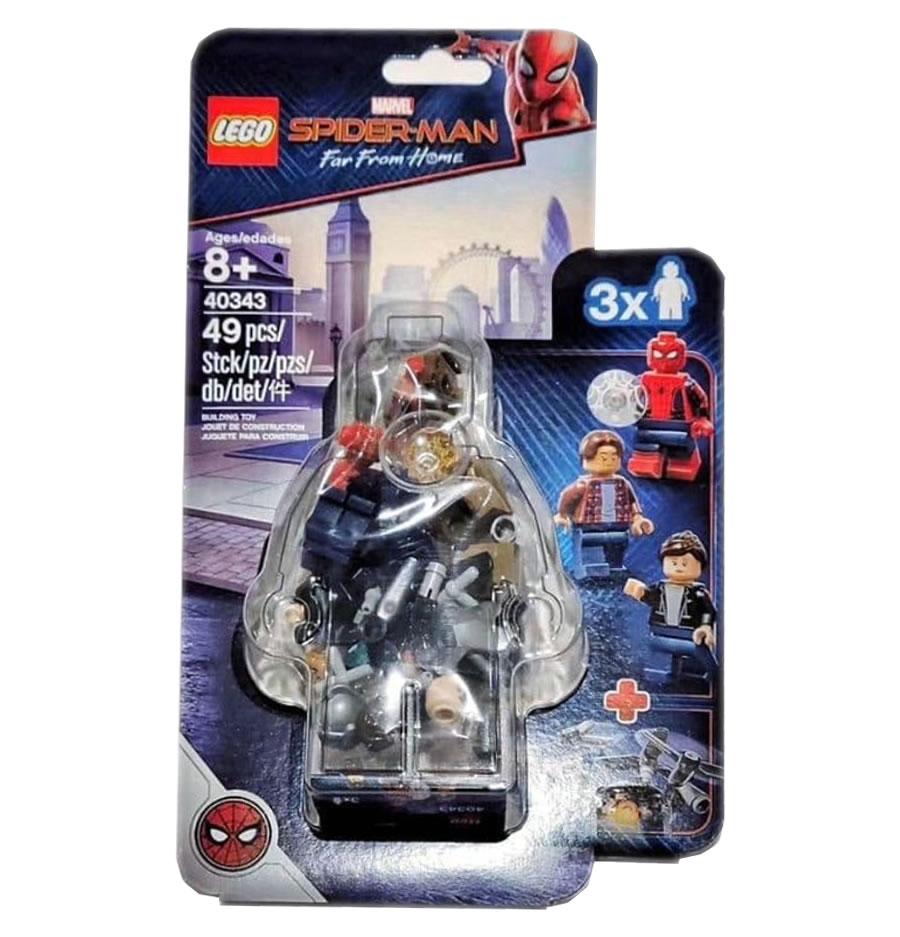LEGO Marvel Spider Man 40343 Minifigure Pack