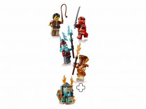 LEGO NINJAGO 40342 Minifigure Pack 1 300x225