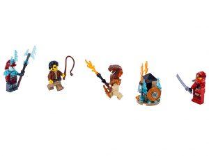 LEGO NINJAGO 40342 Minifigure Pack 3 300x225