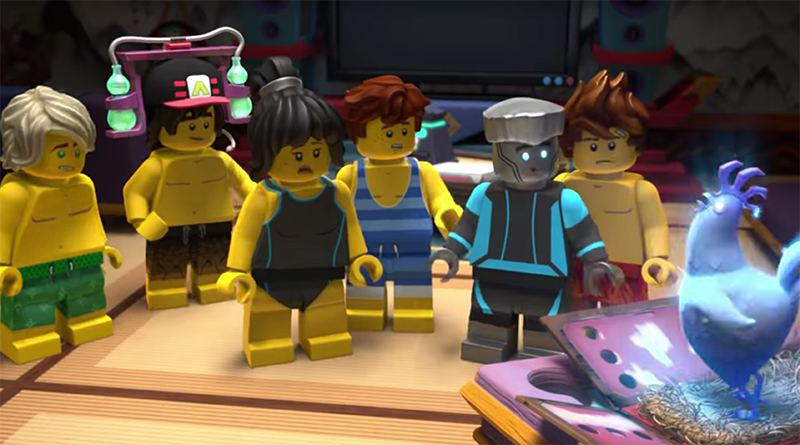 LEGO NINJAGO Season 11 Teaser Trailer Featured 800 445